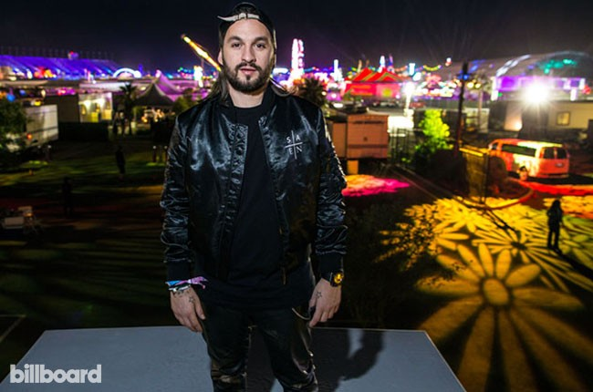 Steve Angello at Electric Daisy Carnival Las Vegas 2014