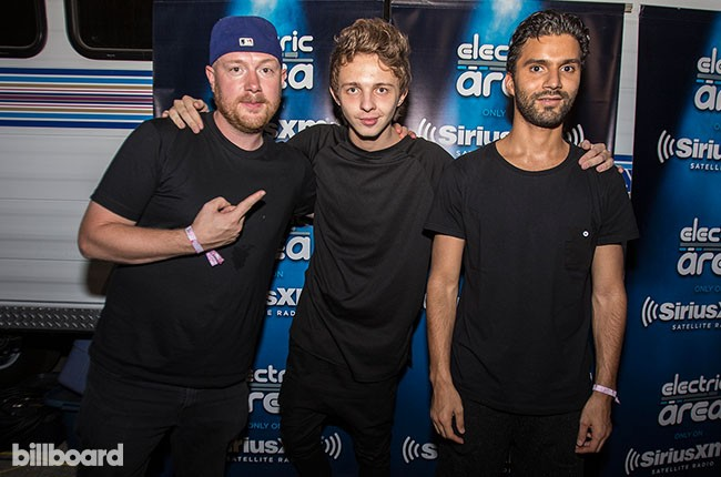 Eric Prydz, Arty and R3HAB at Electric Daisy Carnival Las Vegas 2014
