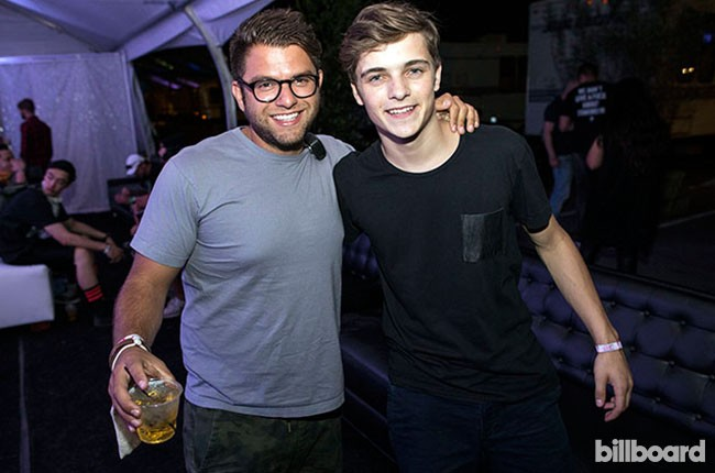 Martin Garrix at Electric Daisy Carnival Las Vegas 2014