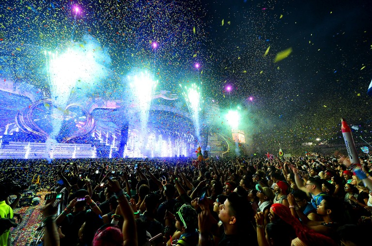 Electric Daisy Carnival Las Vegas 2020 Reschedules for Fall: 'Nothing Changes But the Date'