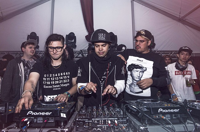 electric forest 2015 skrillex
