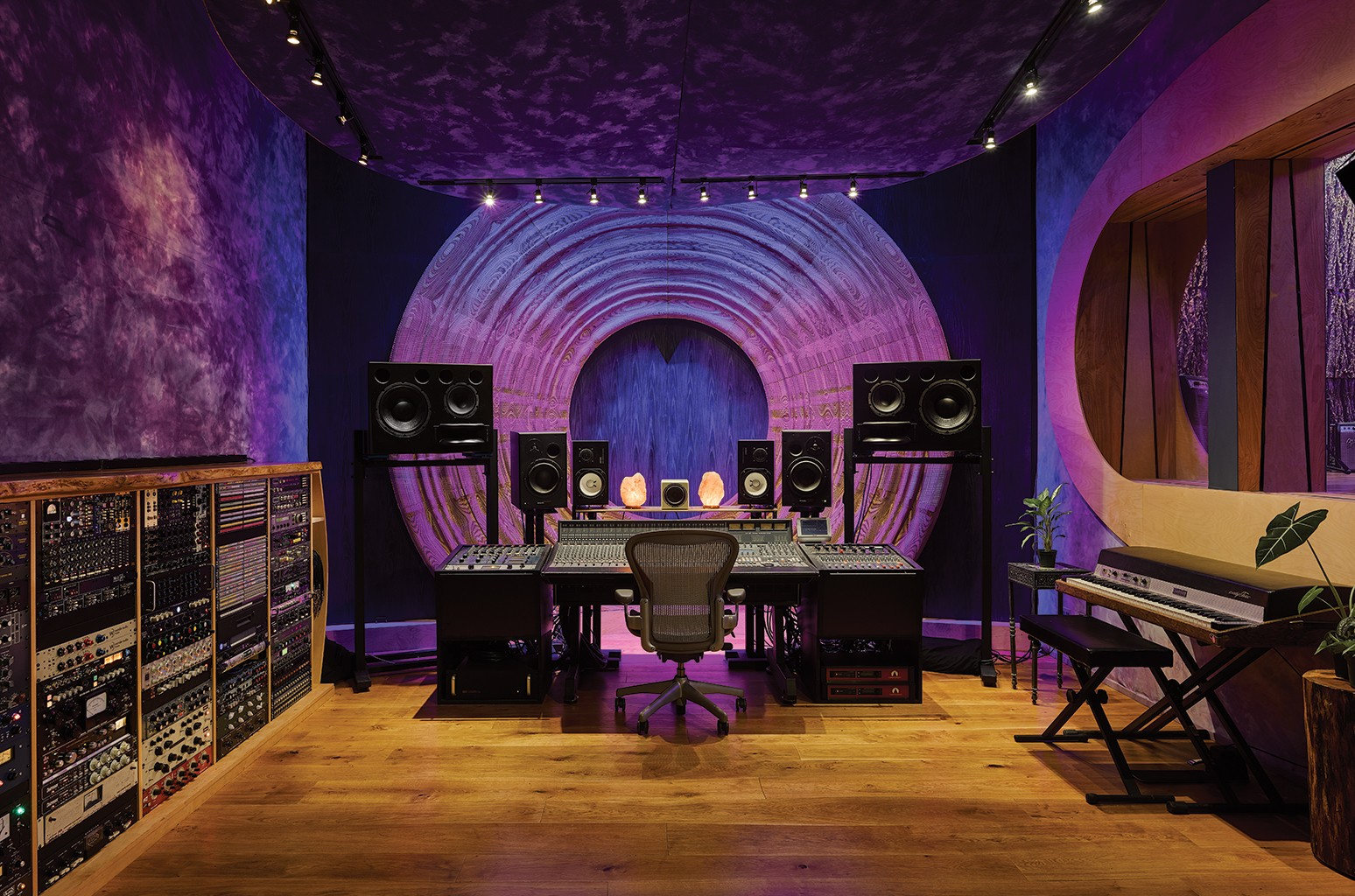 Electric Garden's StudioA.