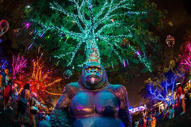 Electric Zoo 2014