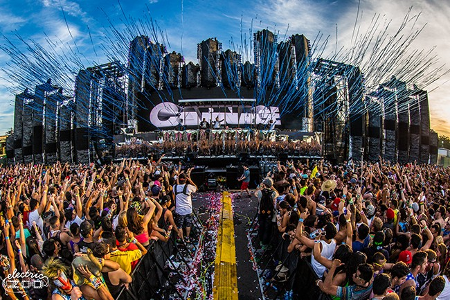 Electric Zoo 2014: Carnage