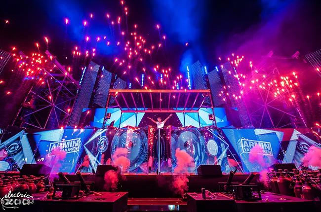 Electric Zoo 2014: Armin Van Buuren