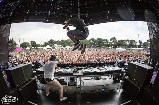 Electric Zoo 2014: The Chainsmokers