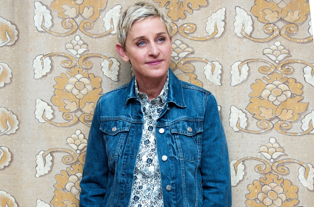 Ellen DeGeneres photographed at the Montage Hotel on June 9, 2016 in Beverly Hills, Calif.