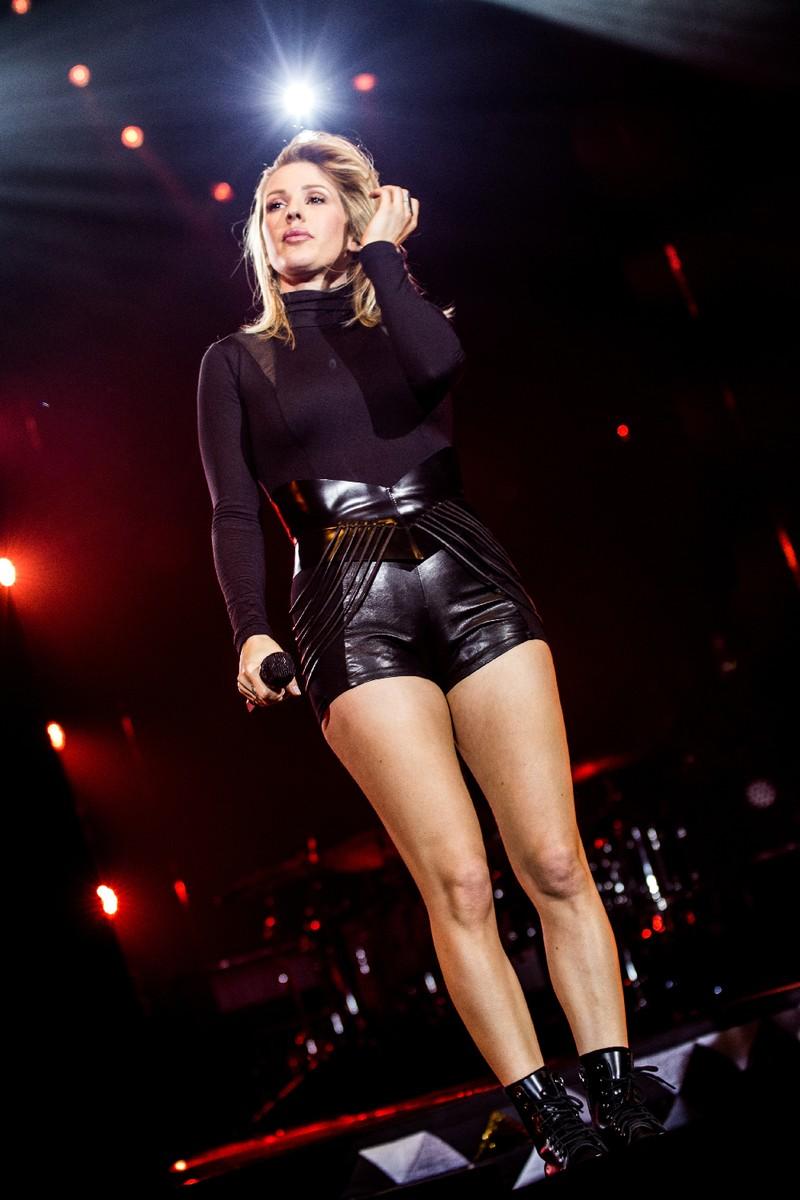 Ellie Goulding Motorpoint Arena 2016