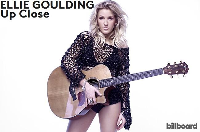 Ellie Goulding Up Close