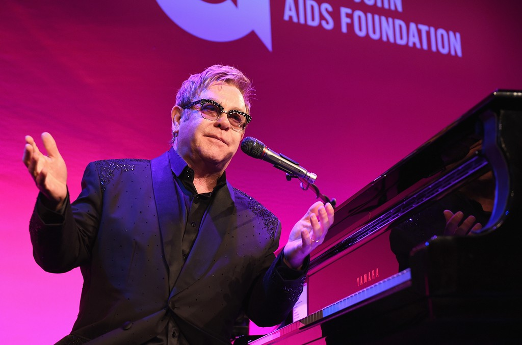 Sir Elton John, AIDS Foundation