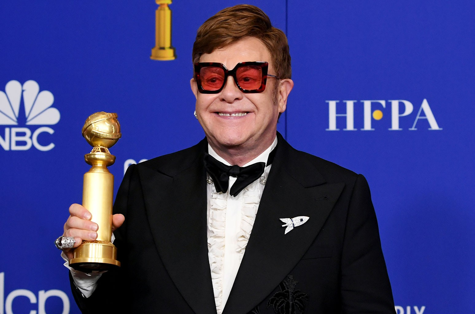 Elton John, Golden Globe Awards