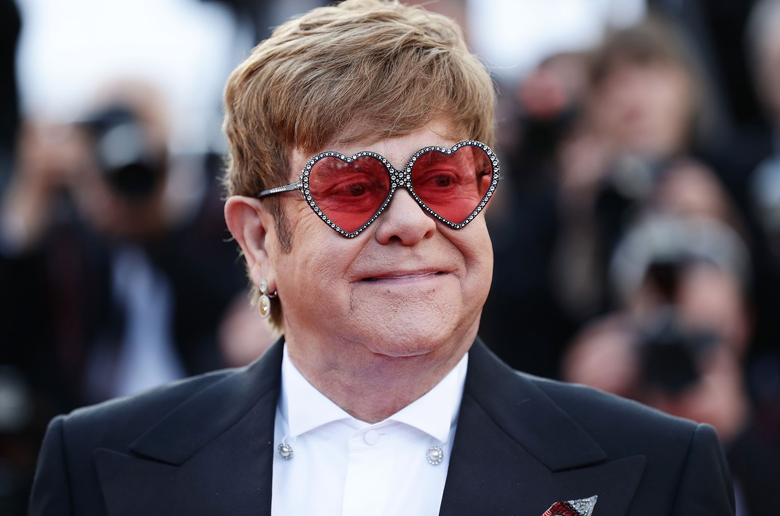 Vladimir Putin Says Elton John Is Mistaken Russia Is Very Neutral Toward Lgbt Community Billboard