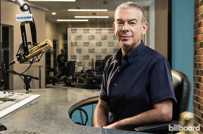 Elvis Duran Z100, From the Desk Of bb27 2015