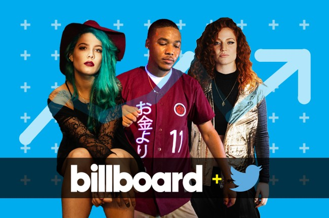 Emerging Artists: Halsey, Cozz and Jess Glynne