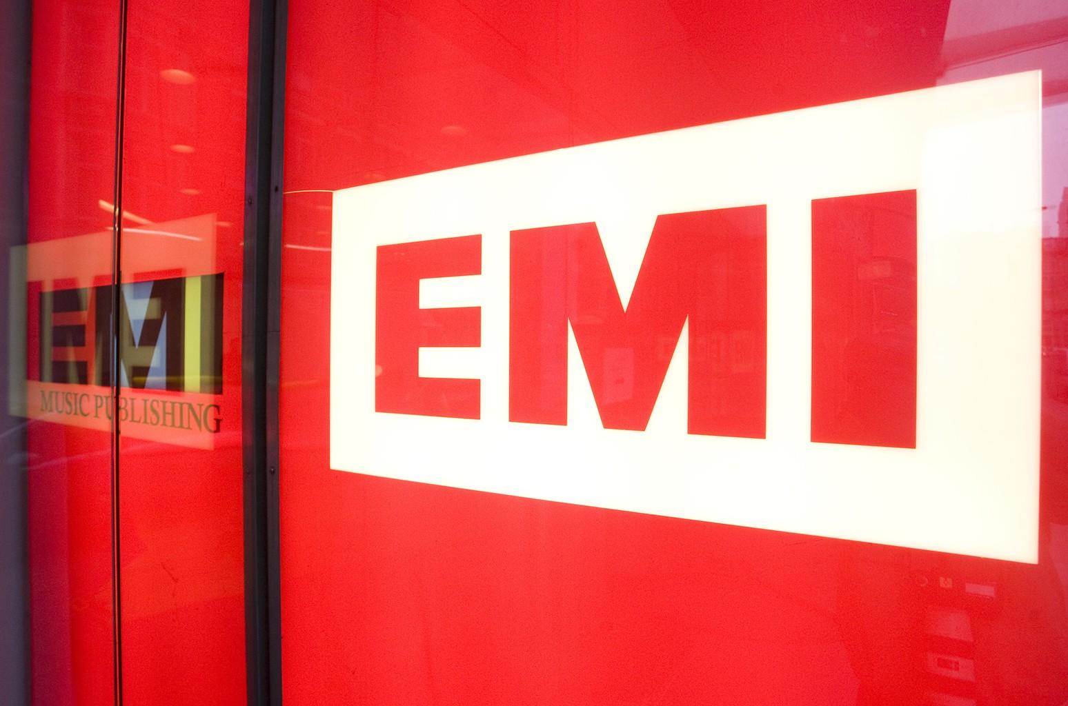 EMI Music logo