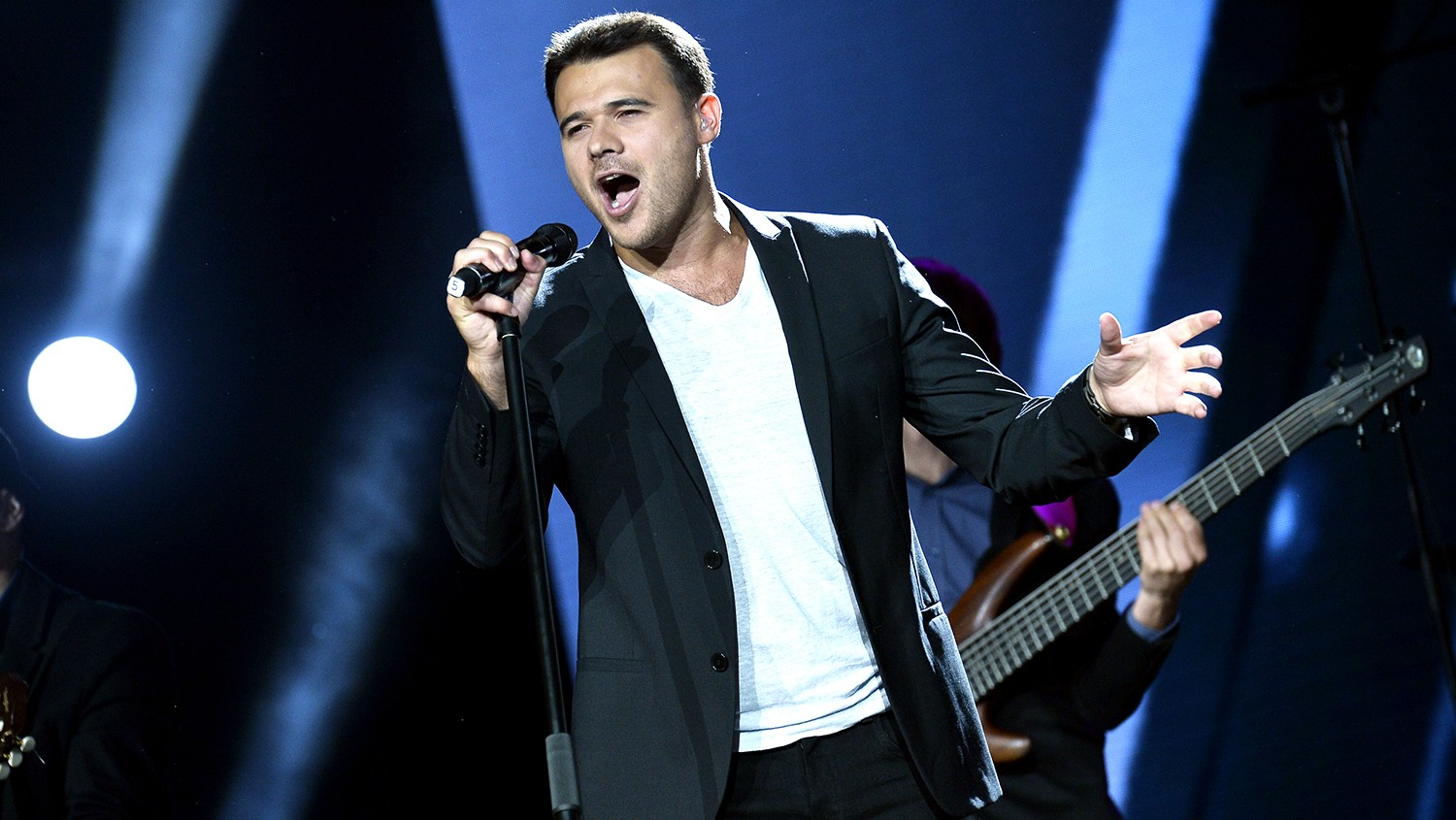 Emin Agalarov performs on May 27, 2014.