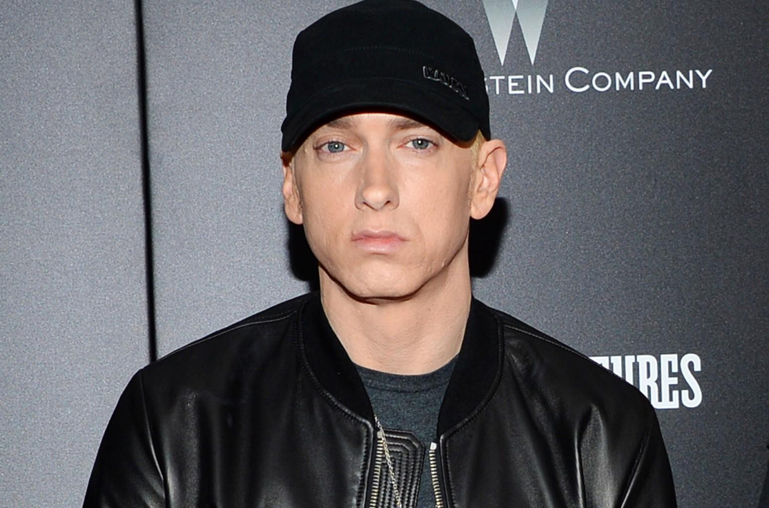 Eminem, 2015