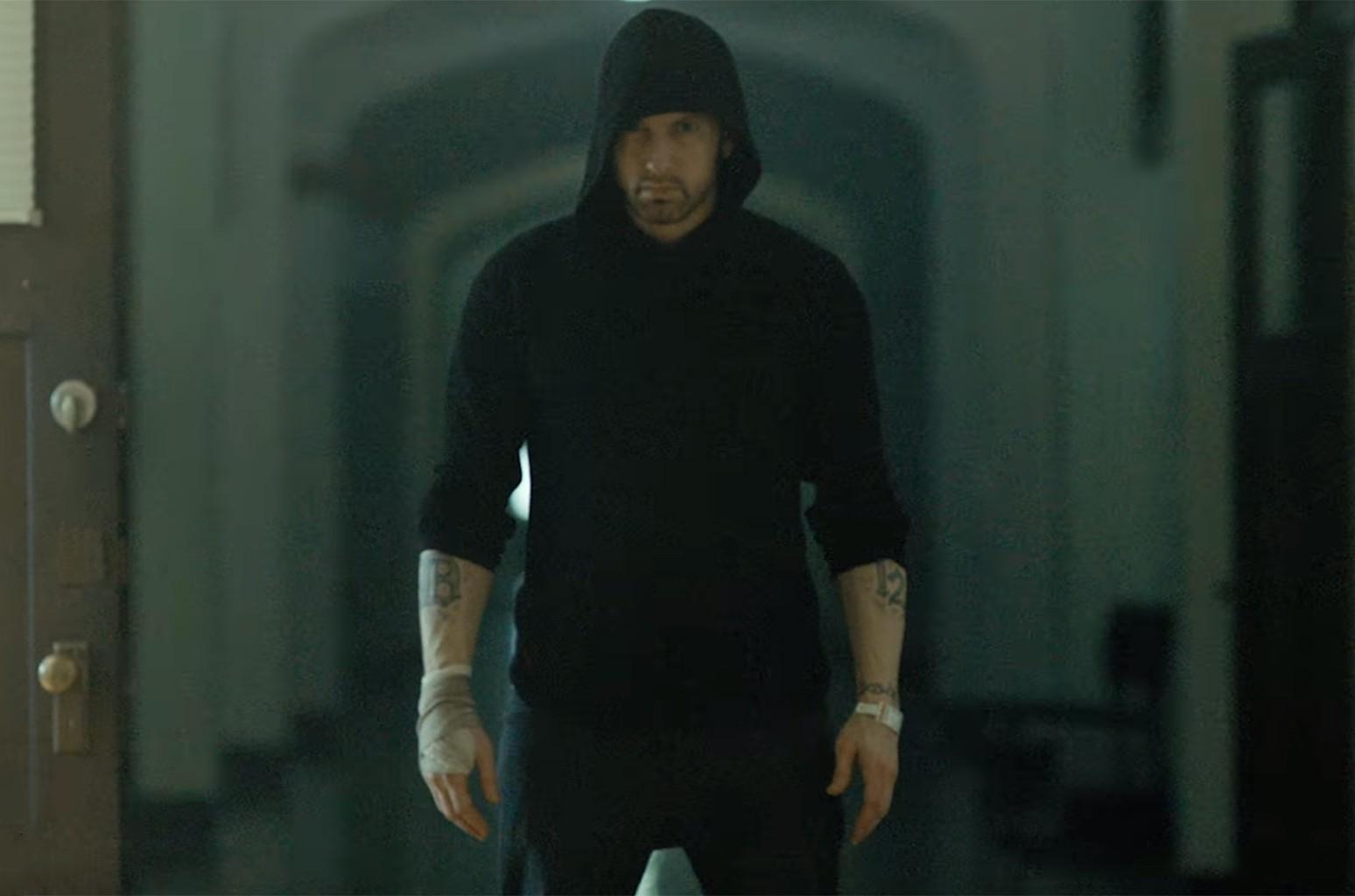 Eminem Framed