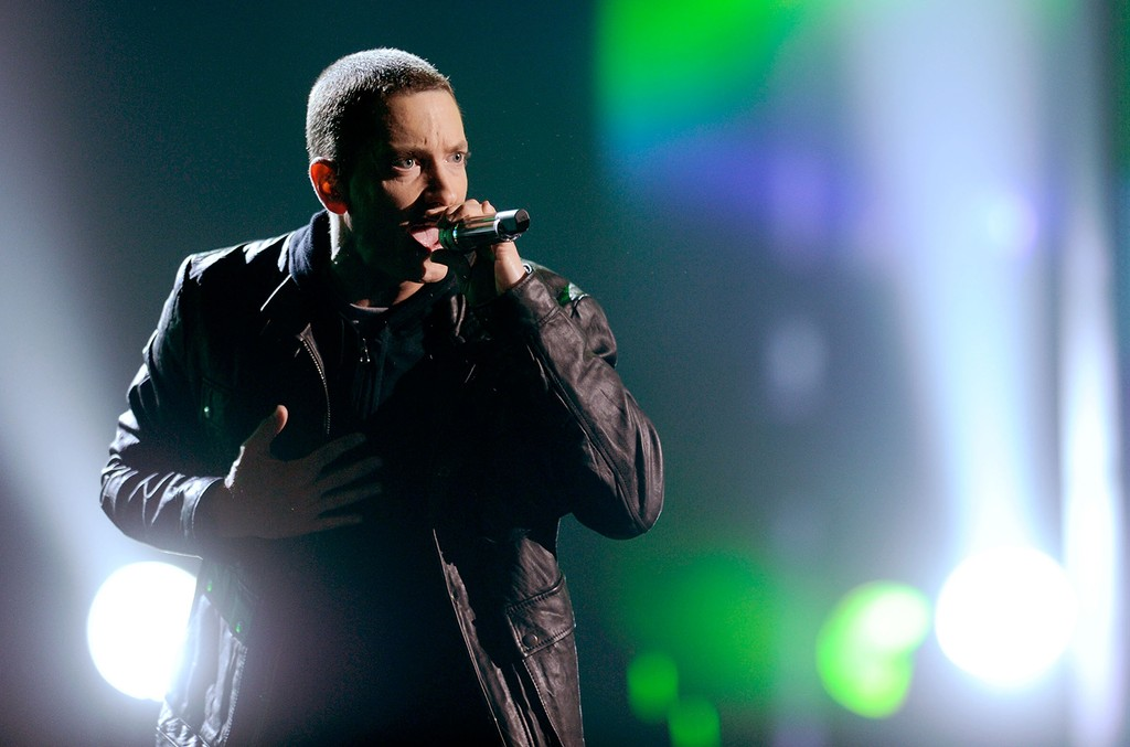 Eminem, 2010