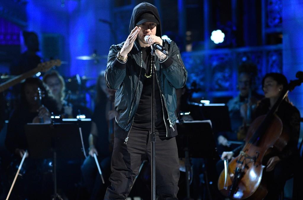 Eminem, 2017
