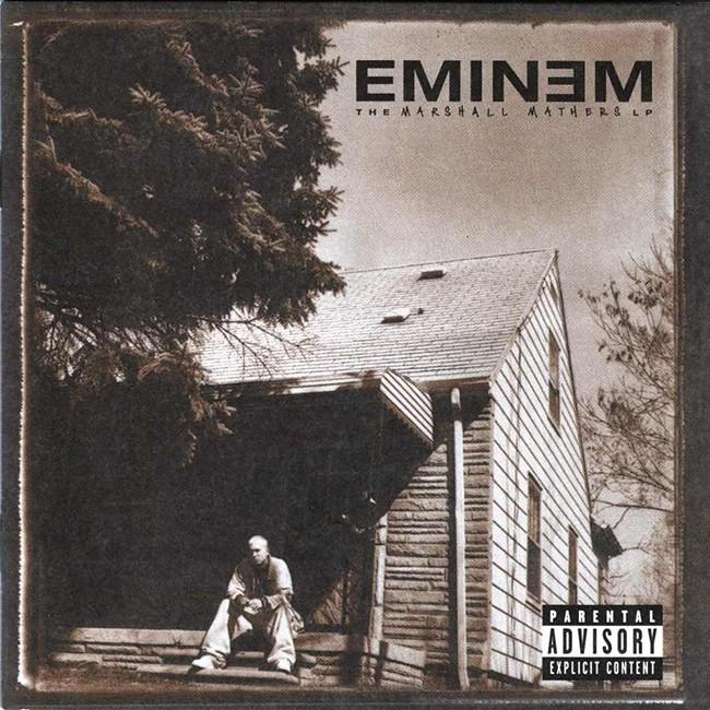 Eminem, 'The Marshall Mathers LP' (2000)