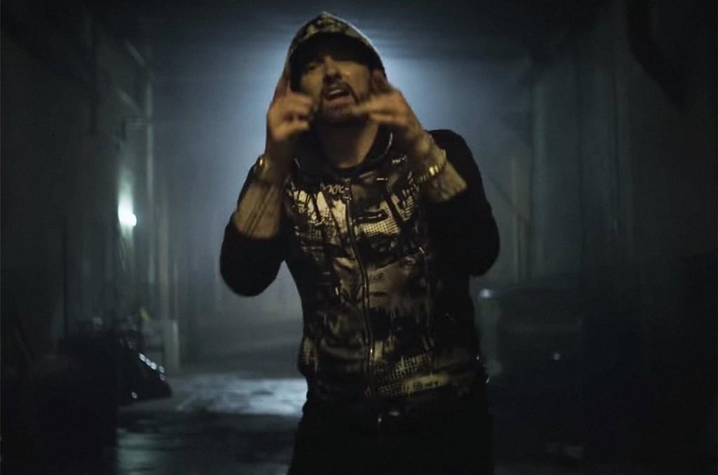 """Eminem, """"Venom"""""""