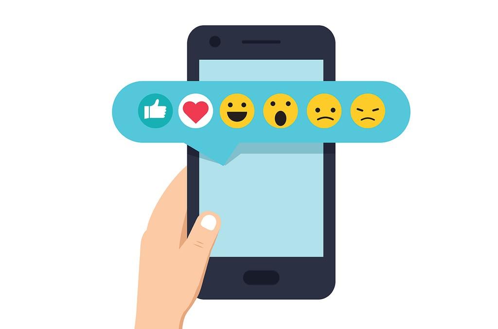 Emojis phone