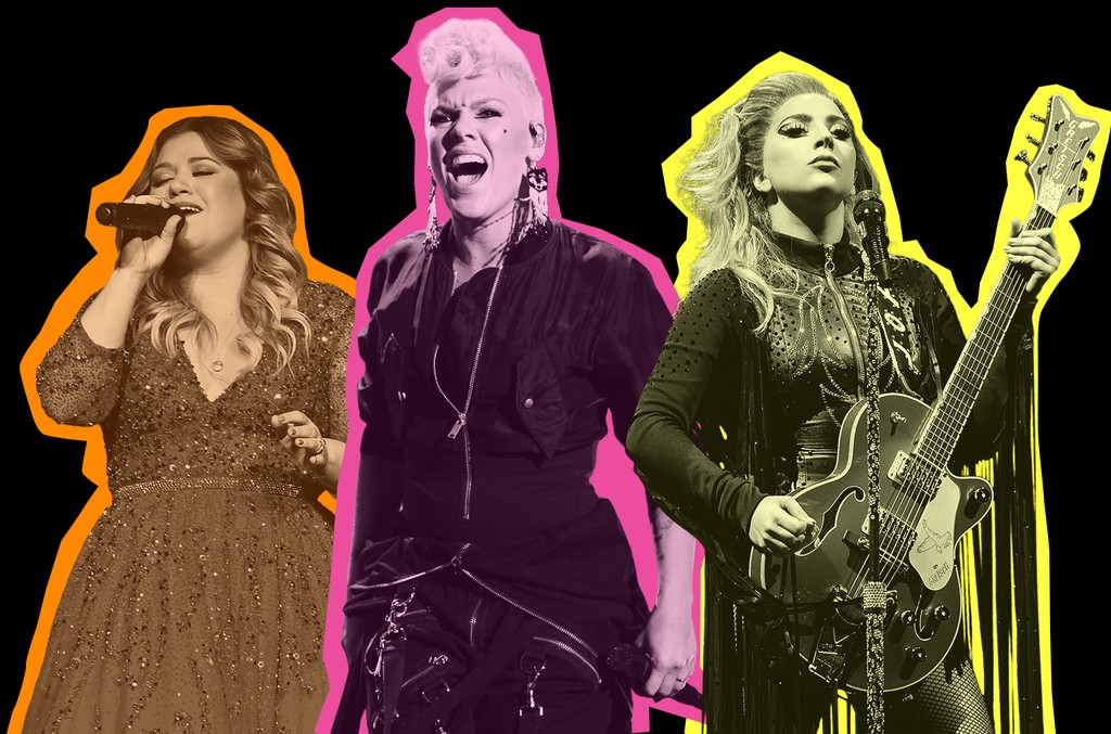 kelly clarkson, pink