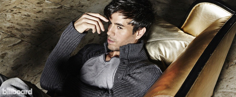 Enrique Iglesias for Billboard