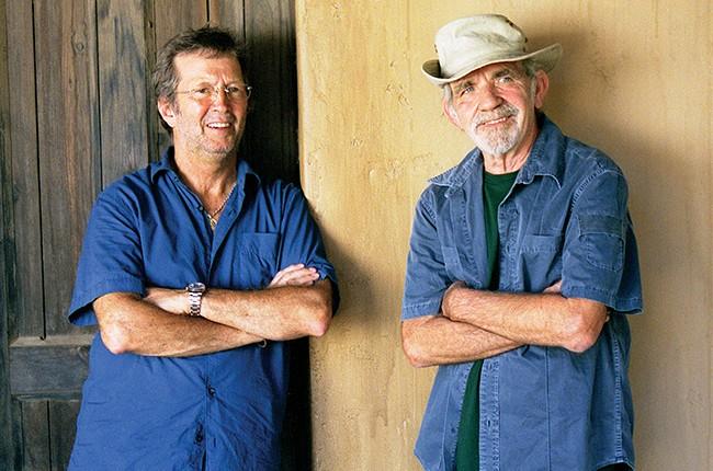 Eric Clapton, 2014