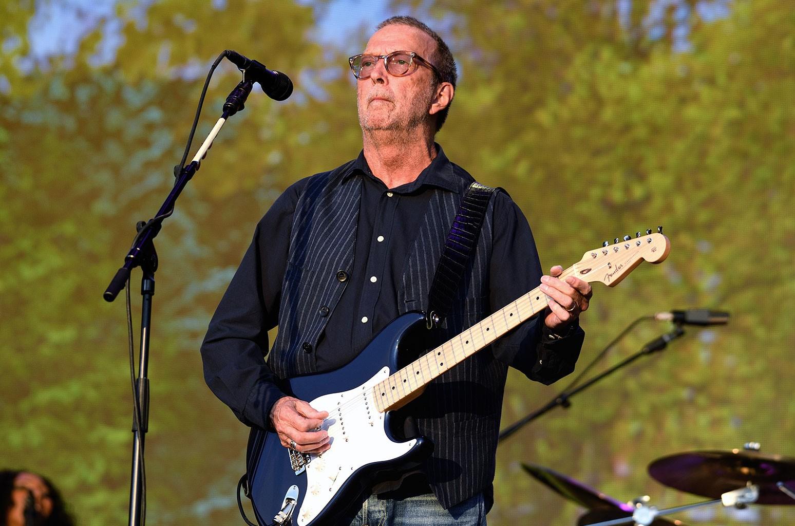 Eric Clapton Announces Tour Dates Leading Up To Crossroads Guitar Festival Billboard