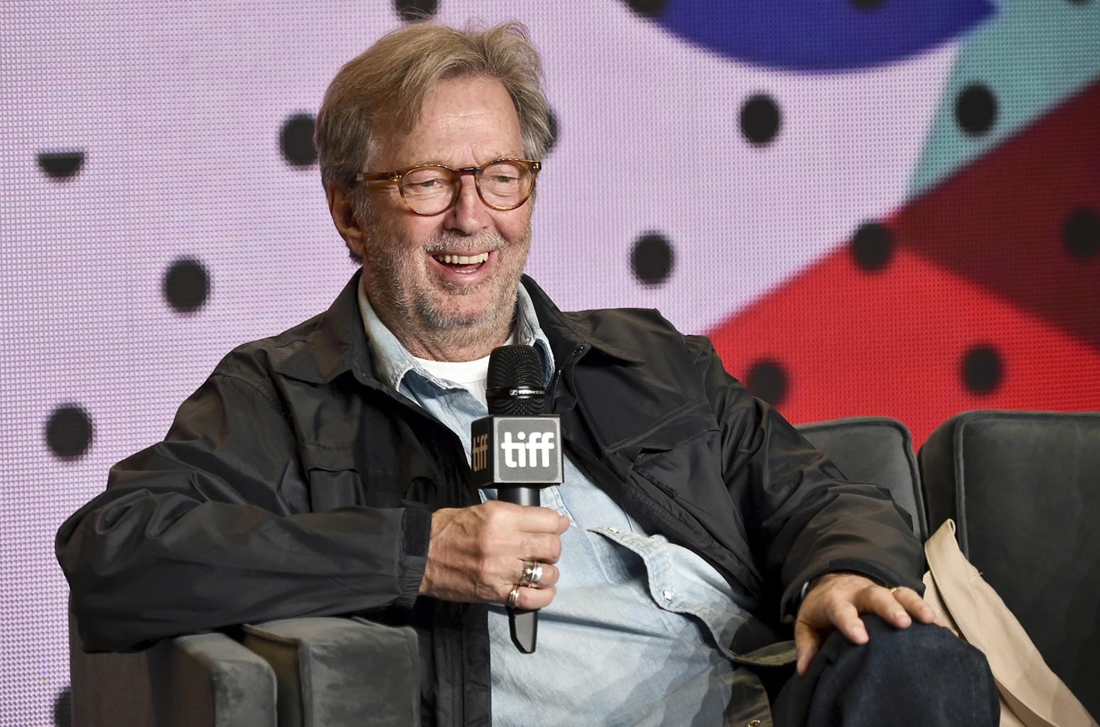 Eric Clapton, 2017