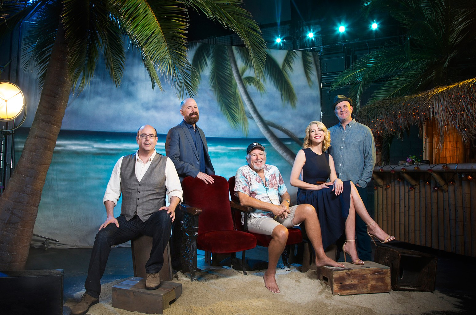 Creative Team of Escape to Margaritaville