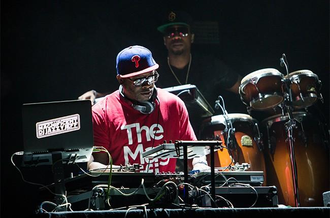 DJ Jazzy Jeff at the 2014 Essence Music Festival