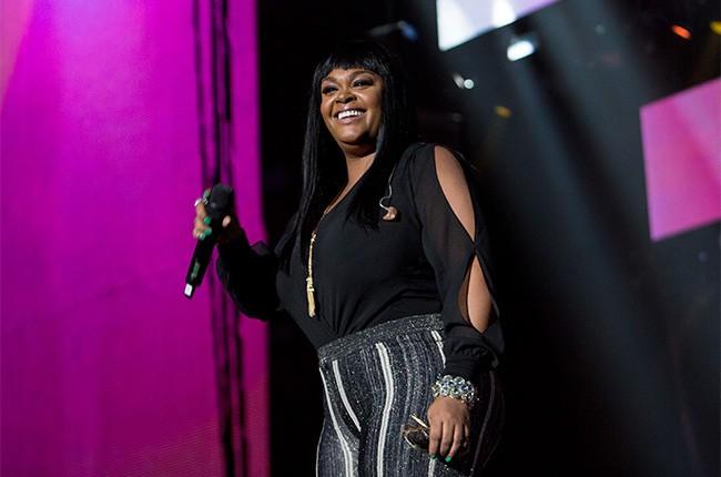 Jill Scott performs at the 2014 Essence Music Festival