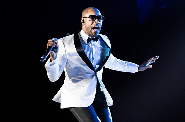 Tank performs at the 2014 Essence Music Festival