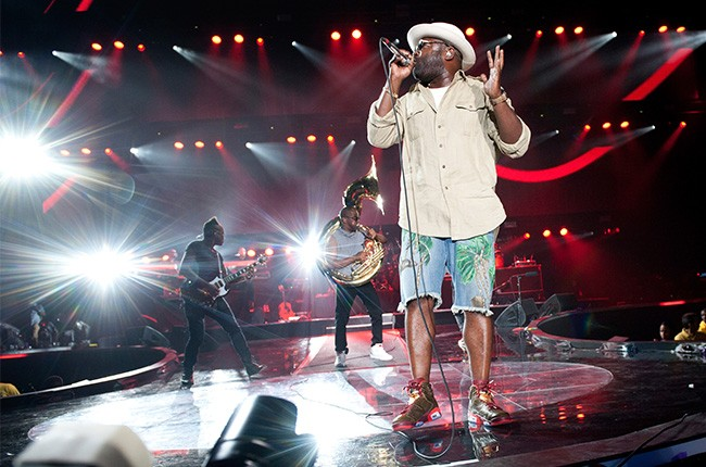 The Roots perform at the 2014 Essence Music Festival