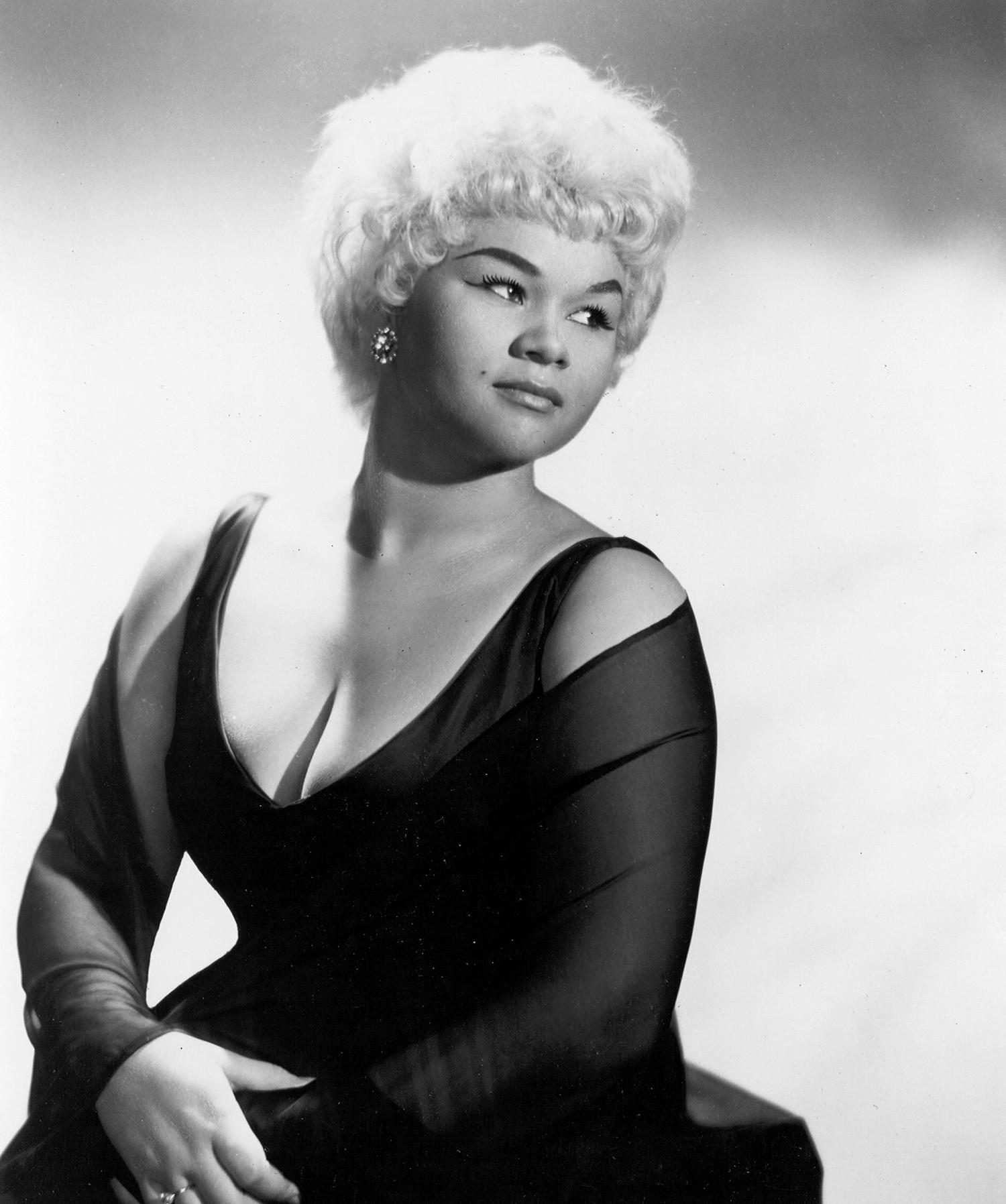 Etta James, 1962