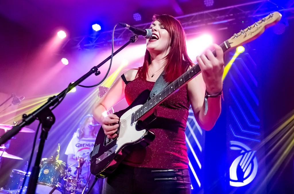 Shauna Tohill of REWS, Eurosonic Festival