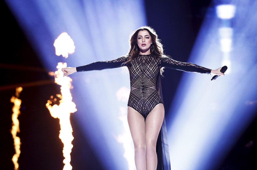 Iveta Mukuchyan, Eurovision 2016