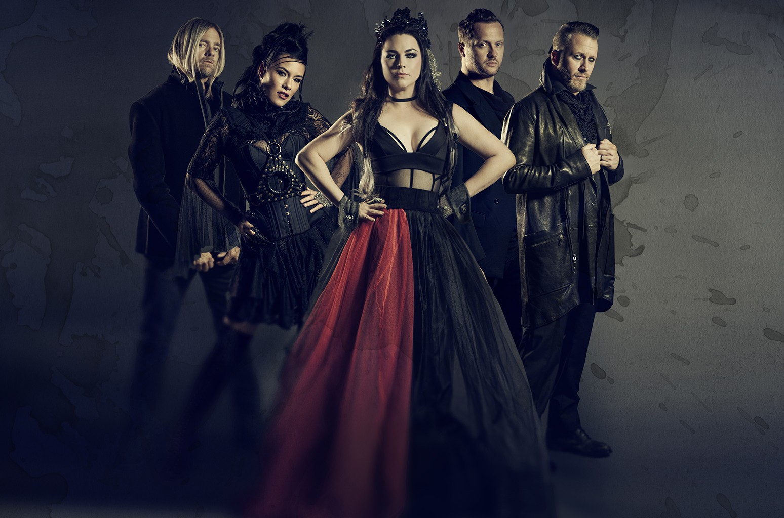 Six Facts About Evanescence's Co-Headlining Tour With Lindsey Stirling |  Billboard | Billboard