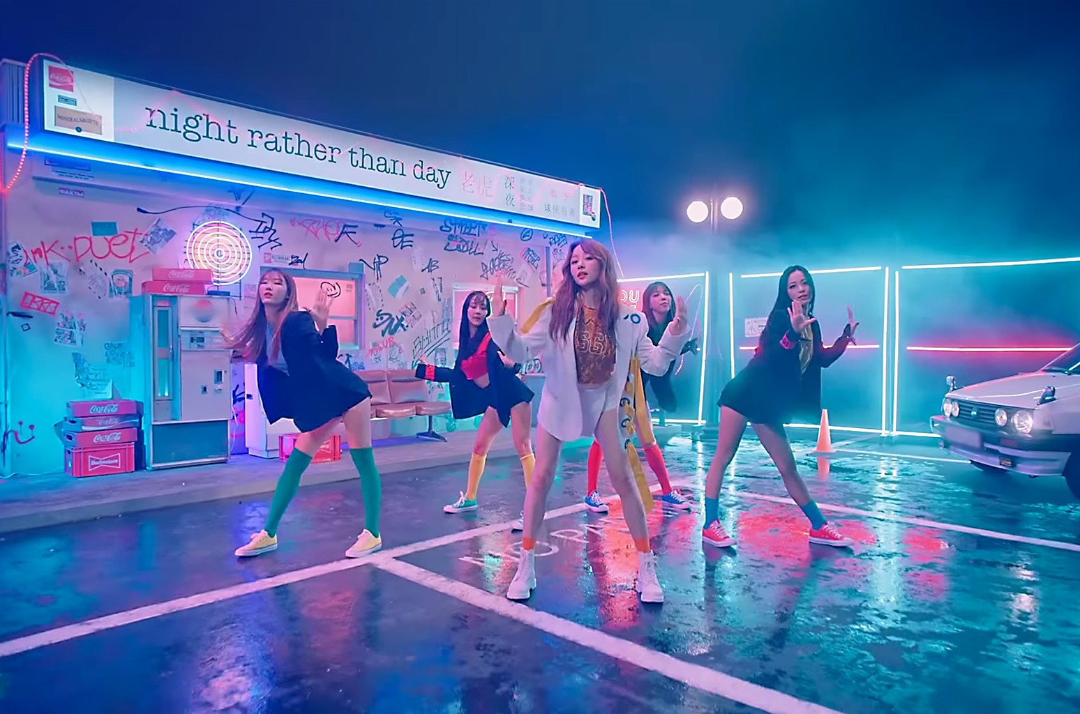 """EXID, """"Night Rather Than Day"""""""