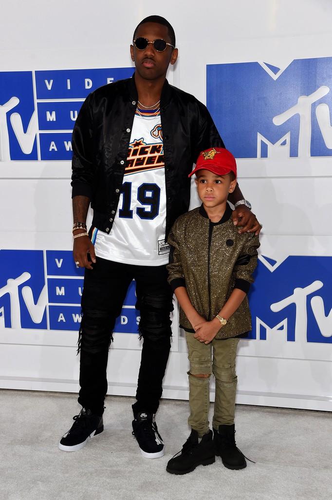 Fabolous attends the 2016 MTV Video Music Awards