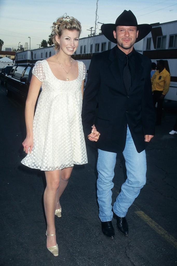 Faith Hill & Tim McGraw, 1997
