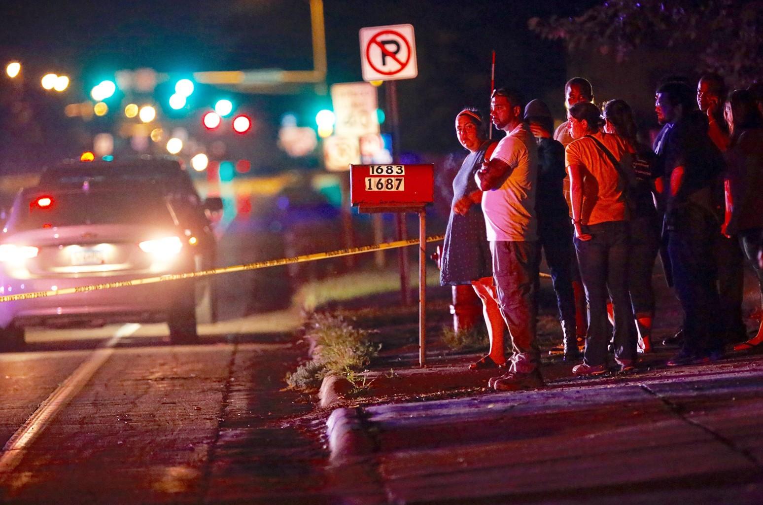 Philando Castile shooting in Falcon Heights