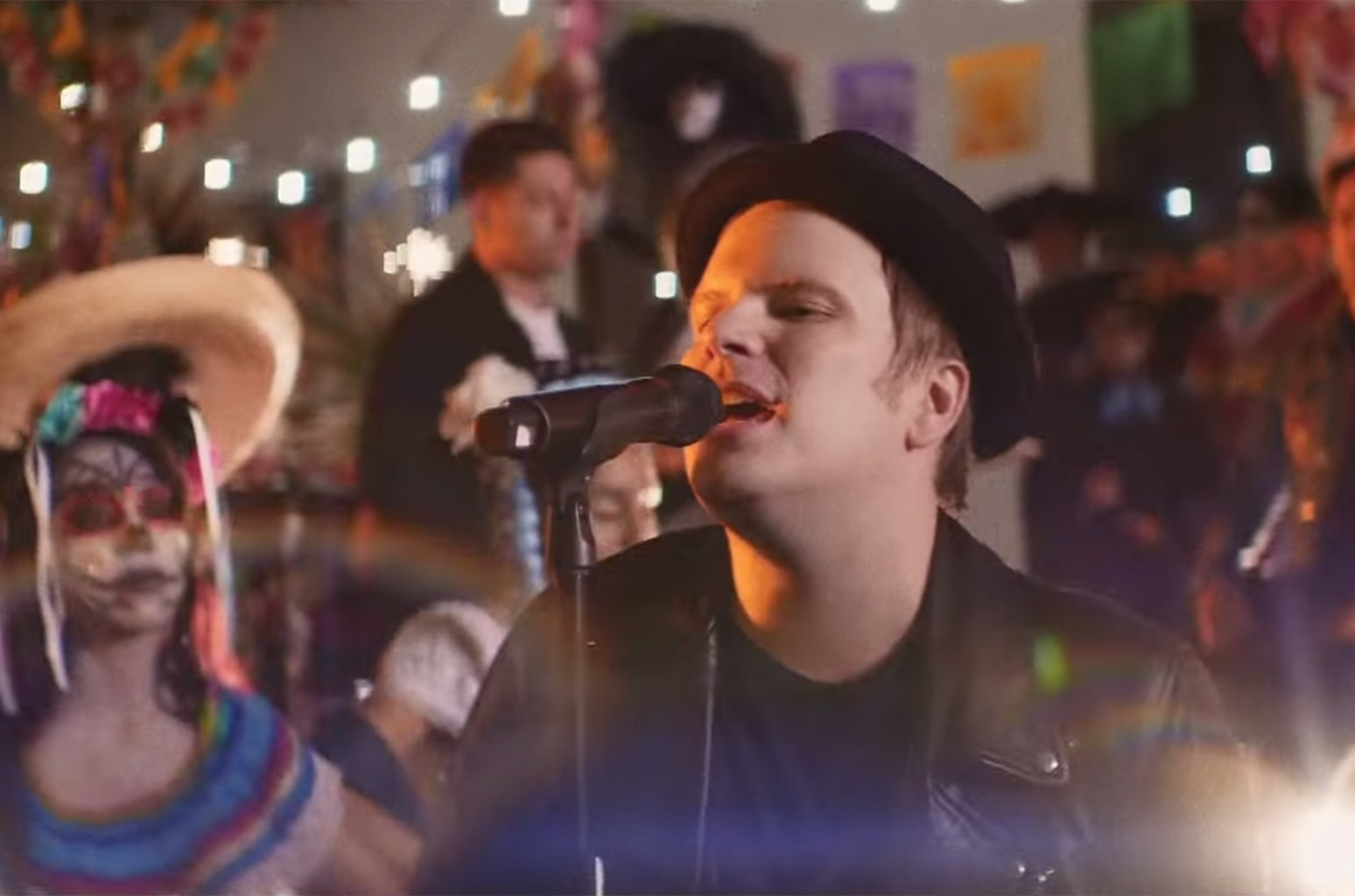 """Fall Out Boy, """"Hold Me Tight"""""""