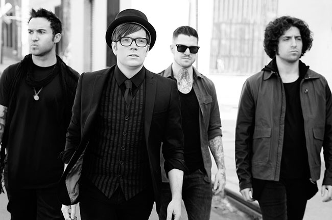 Watch Fall Out Boy Play Gladiators In Centuries Video With Rick