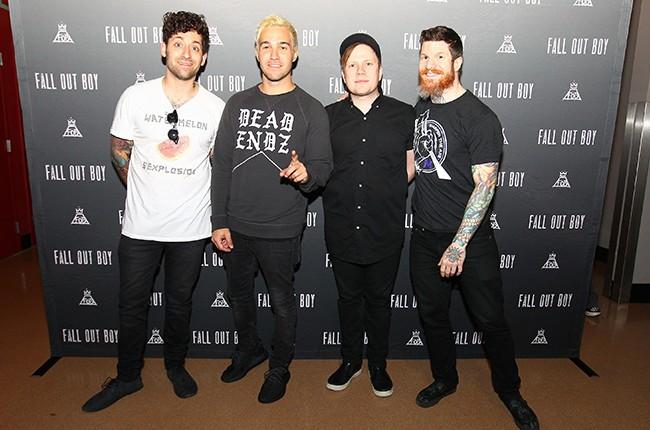 Fall Out Boy 2016