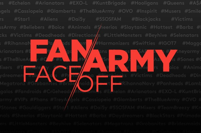 fan army face off 2015