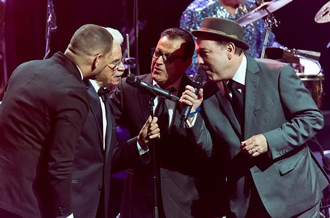 Fania All Stars at the ASCAP Latin Music Awards